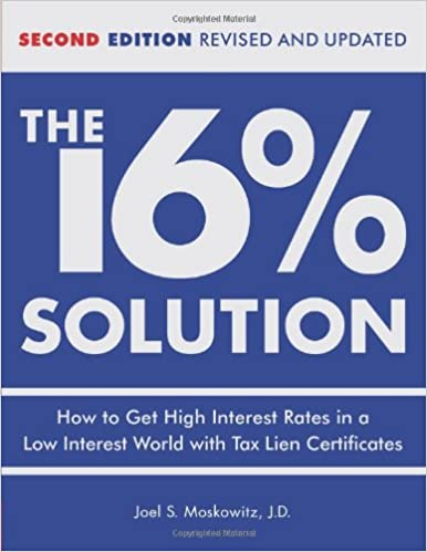 The 16% Solution
