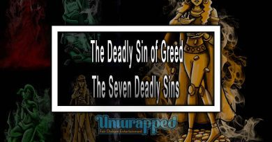 The Deadly Sin of Greed