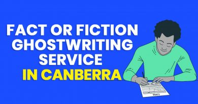 Fact or Fiction Ghostwriting Service in Canberra