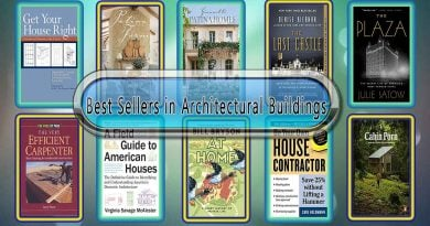Top 10 Must Read Architectural Buildings Best Selling Books