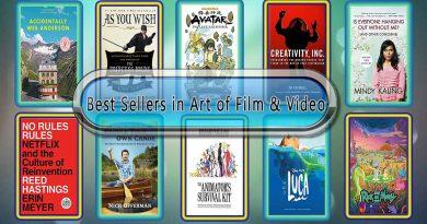 Top 10 Must Read Art of Film & Video Best Selling Books