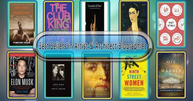 Top 10 Must Read Artist & Architect Best Selling Books