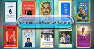 Top 10 Must Read Arts & Literature Best Selling Books