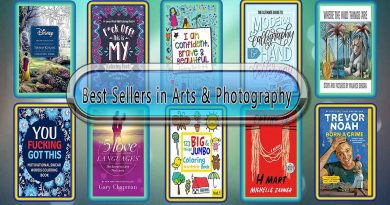 Top 10 Must Read Arts & Photography Best Selling Books