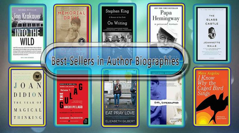 Top 10 Must Read Author Best Selling Books