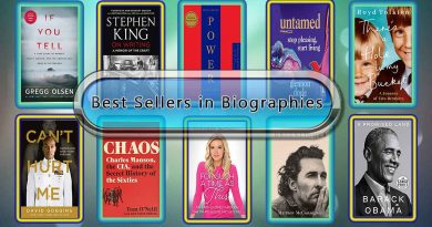 Top 10 Must Read Biographies & Memoirs Best Selling Books