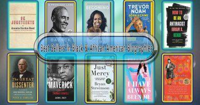 Top 10 Must Read Black & African American Best Selling Books