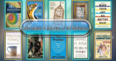 Top 10 Must Read Business of Art Best Selling Books