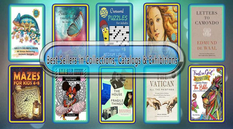 Top 10 Must Read Collections, Catalogs & Exhibitions Best Selling Books