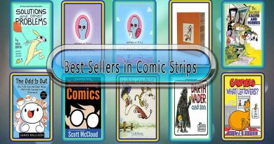 Top 10 Must Read Comic Strips Best Selling Books