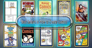 Top 10 Must Read Comics Best Selling Books