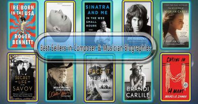 Top 10 Must Read Composer & Musician Best Selling Books