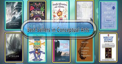 Top 10 Must Read Conceptual Arts Best Selling Books