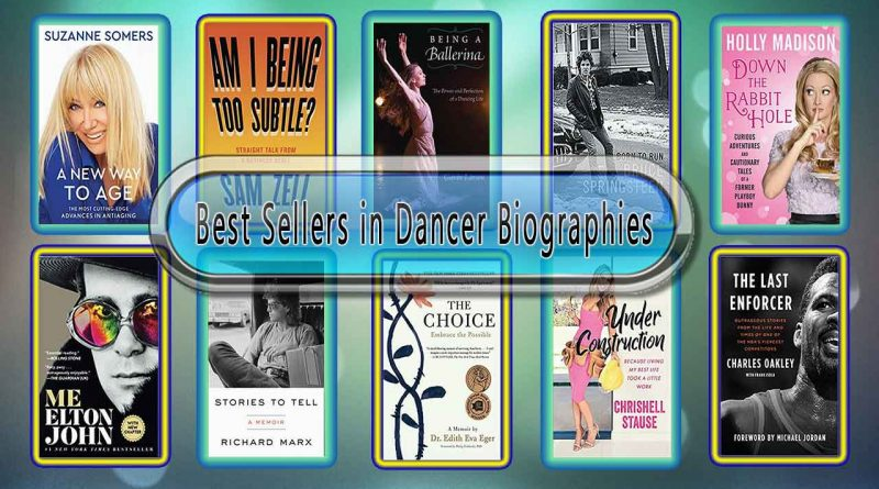 Top 10 Must Read Dancer Best Selling Books