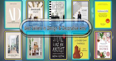 Top 10 Must Read Design & Decorative Arts Best Selling Books