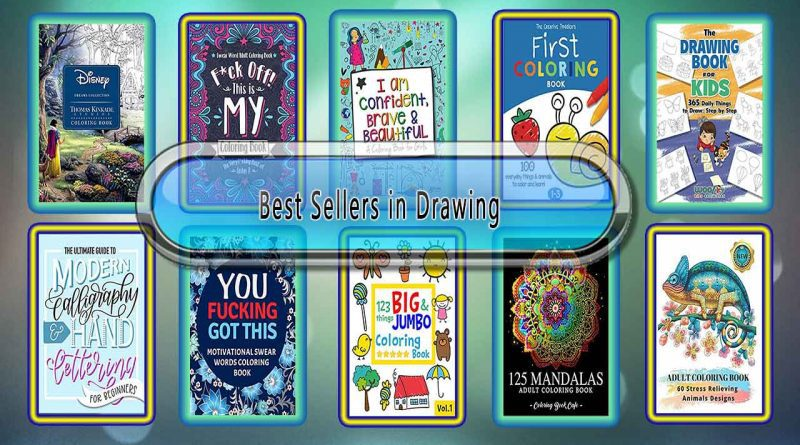 Top 10 Must Read Drawing Best Selling Books
