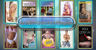 Top 10 Must Read Erotic Arts & Photography Best Selling Books