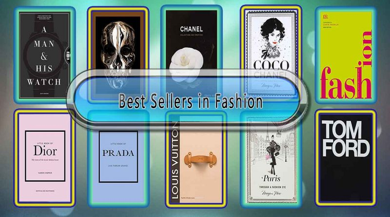 Top 10 Must Read Fashion Best Selling Books