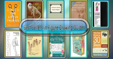 Top 10 Must Read Figure Drawing Guides Best Selling Books