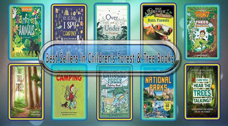 Top 10 Must Read Forest & Tree Best Selling Kids Novels