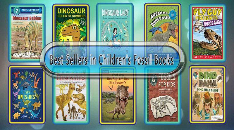 Top 10 Must Read Fossil Best Selling Kids Novels