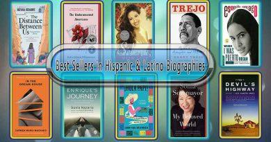 Top 10 Must Read Hispanic & Latino Best Selling Books