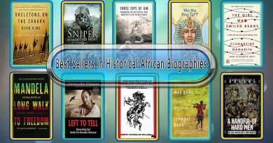 Top 10 Must Read Historical African Best Selling Books