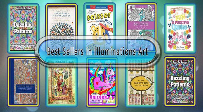 Top 10 Must Read Illuminations Art Best Selling Books