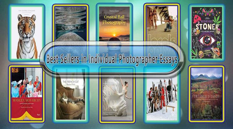 Top 10 Must Read Individual Photographer Essays Best Selling Books