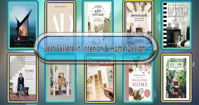 Top 10 Must Read Interior & Home Design Best Selling Books