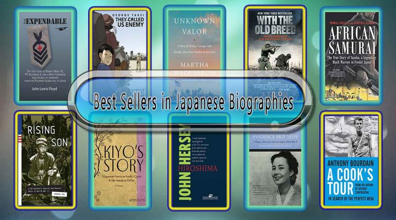 Top 10 Must Read Japanese Best Selling Books