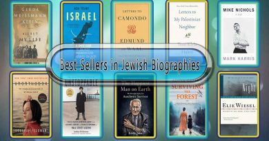 Top 10 Must Read Jewish Best Selling Books