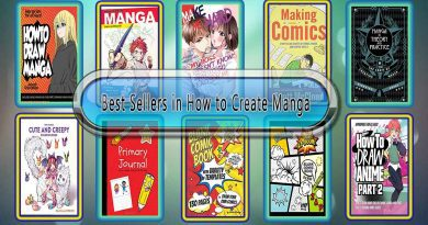 Top 10 Must Read Manga Best Selling Books