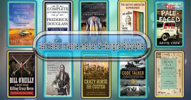 Top 10 Must Read Native American & Aboriginal Best Selling Books