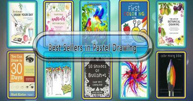 Top 10 Must Read Pastel Drawing Best Selling Books