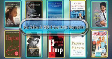 Top 10 Must Read R&B & Soul Artist Best Selling Books