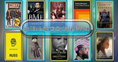 Top 10 Must Read Rap & Hip-Hop Musician Best Selling Books