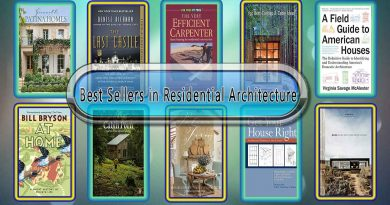 Top 10 Must Read Residential Architecture Best Selling Books