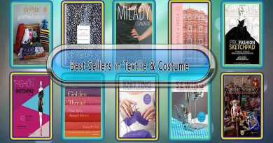 Top 10 Must Read Textile & Costume Best Selling Books