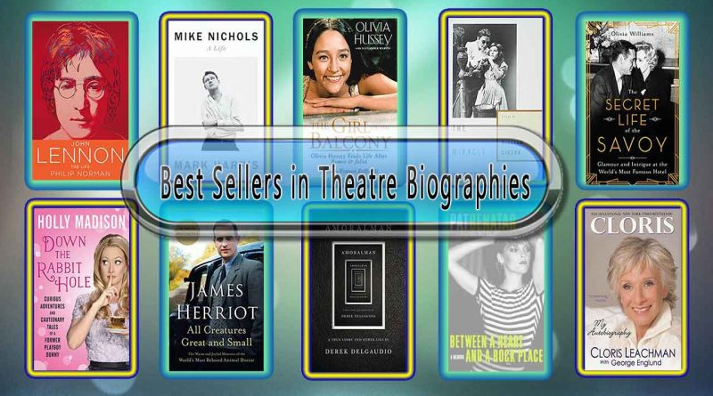 Top 10 Must Read Theatre Best Selling Books