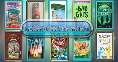 Top 10 Must Read Time Travel Best Selling Kids Novels