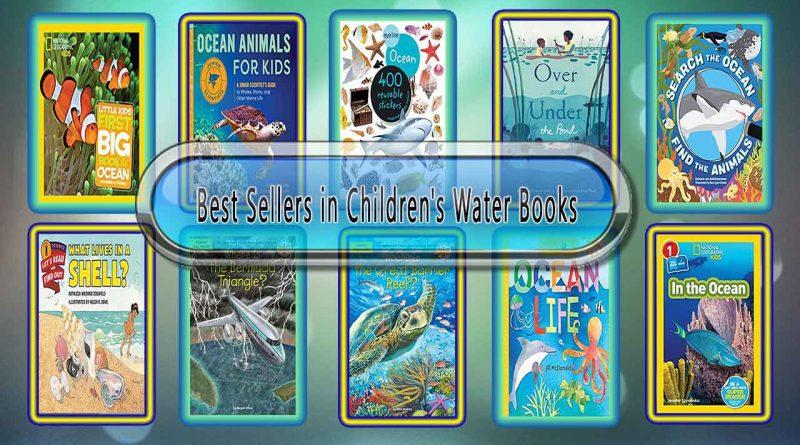 Top 10 Must Read Water Best Selling Kids Novels