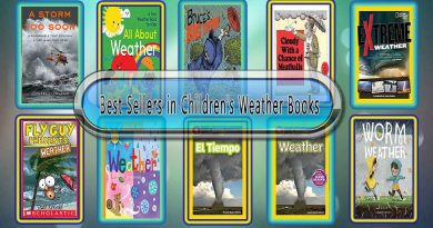 Top 10 Must Read Weather Best Selling Kids Novels