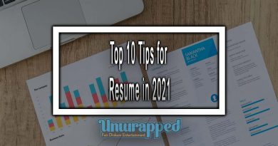 Top 10 Tips for Resume in 2021