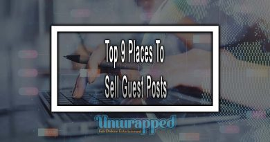 Top 9 Places To Sell Guest Posts