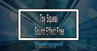 Toy Squeal Sound Effect Free