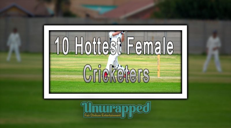 10 Hottest Female Cricketers