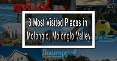 3 Most Visited Places in Molonglo, Molonglo Valley