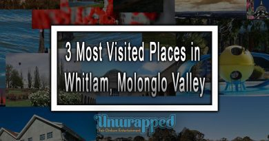 3 Most Visited Places in Whitlam, Molonglo Valley