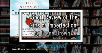 A Short Review of The Gifts of Imperfection by Brene Brown